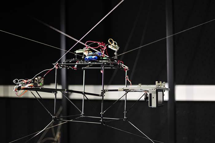 robot vol insectes