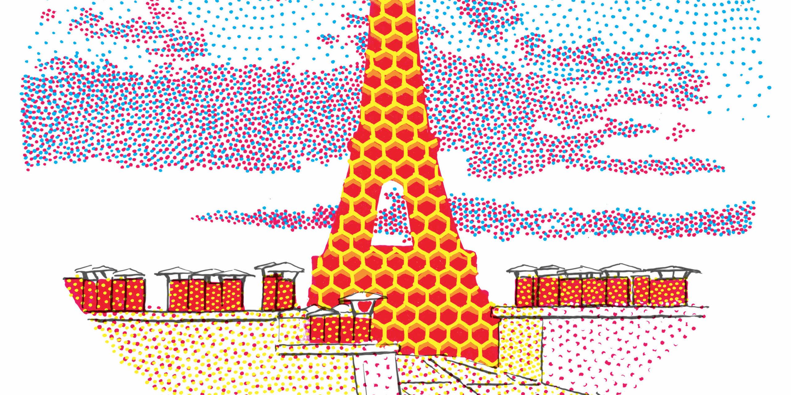 Ruches Paris
